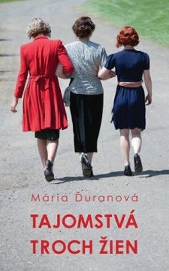 Ďuranová Mária: Tajomstvá troch žien (slovensky)