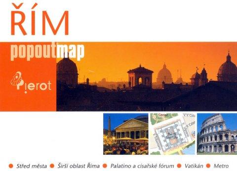 neuveden: Řím - popoutmap