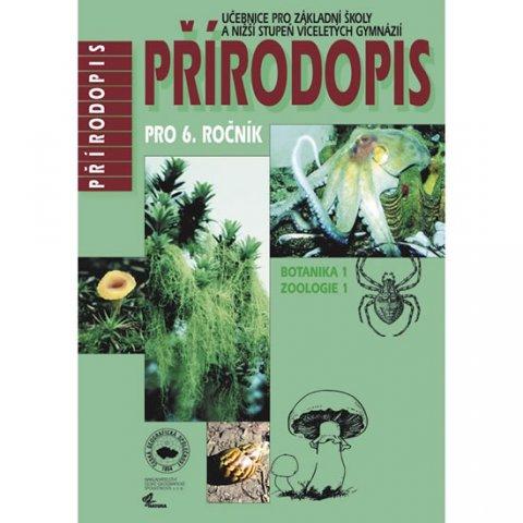 Maleninský  a kolektiv M.: Přírodopis pro 6. r. – Botanika 1, Zoologie 1, učebnice