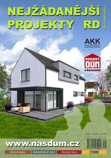 neuveden: Nejžádanější projekty RD - Náš dům XXXIII.