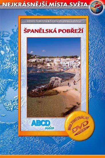 neuveden: Španělská pobřeží - Nejkrásnější místa světa - DVD