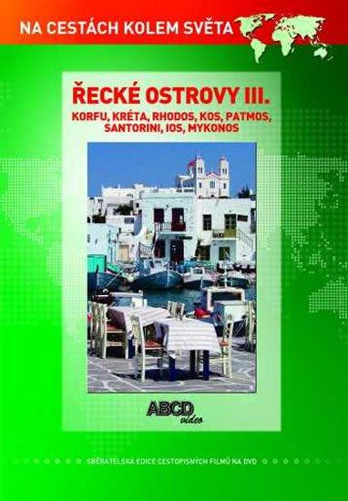 neuveden: Řecké ostrovy III DVD - Na cestách kolem světa