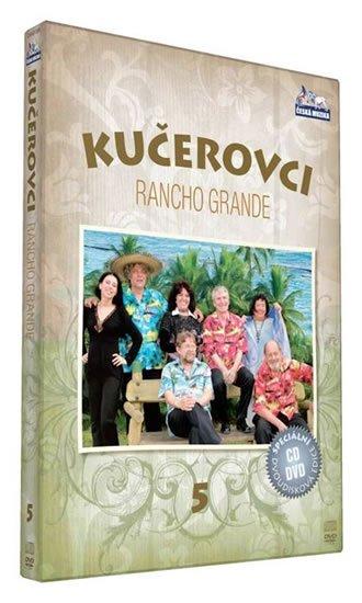 neuveden: Kučerovci - RANCHO GRANDE - CD+DVD