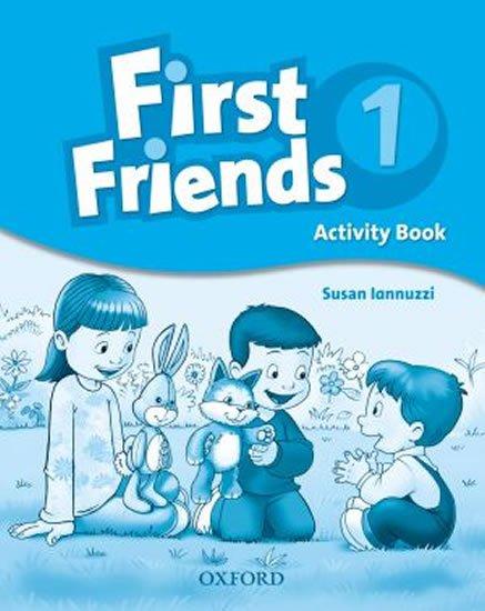 Iannuzzi Susan: First Friends 1 Activity Book