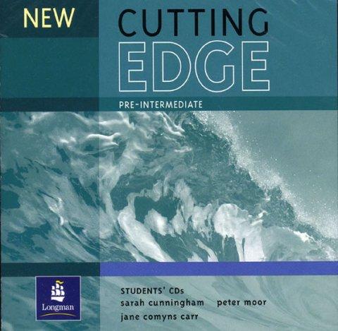 Cunningham Sarah: New Cutting Edge Pre-Intermediate Student CD 1-2