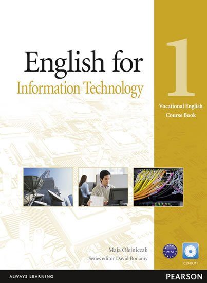 Olejniczak Maja: English for IT 1 Coursebook w/ CD-ROM Pack