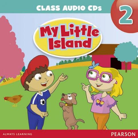 neuveden: My Little Island 2 Audio CD