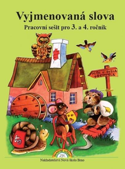 Polonická Marie: Vyjmenovaná slova - pracovní sešit pro 3. a 4. ročník