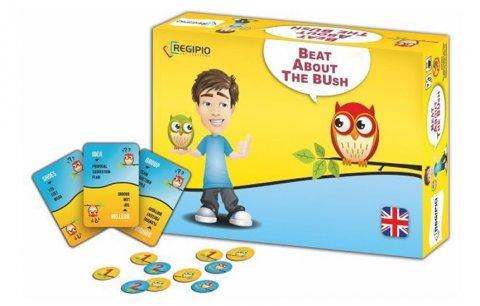 neuveden: Beat About the Bush: Board Game