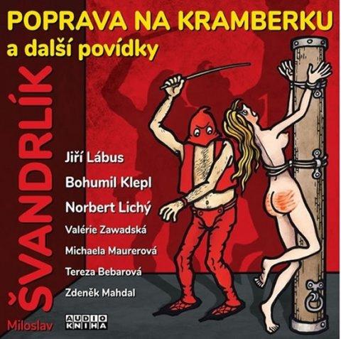 Švandrlík Miloslav: Poprava na Kramberku a další povídky - CDmp3