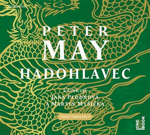 May Peter: Hadohlavec - CDmp3