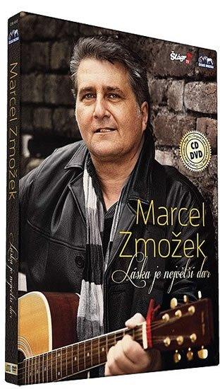 neuveden: Zmožek Marcel - Láska je největší dar - CD+DVD