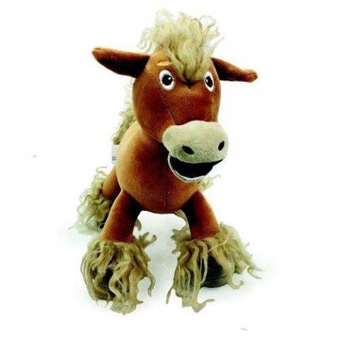 neuveden: Plyšové zvířátko z Farmaparku - Shetlandský pony 23 cm