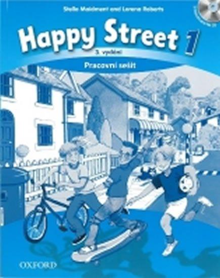 Maidment Stella: Happy Street 1 Pracovní sešit s poslechovým CD (3rd)