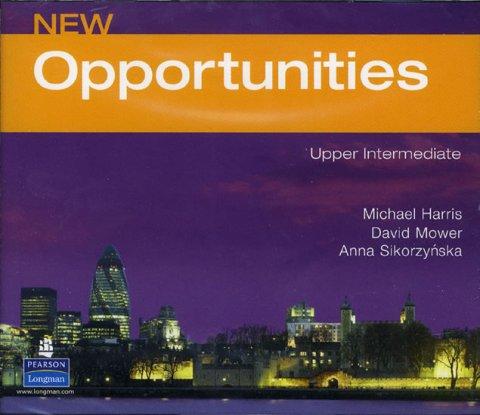 Harris Michael: New Opportunities Upper-Intermediate Class CD