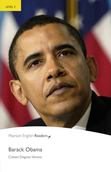 Degnan-Veness Coleen: PER | Level 2: Barack Obama Bk/MP3 Pack
