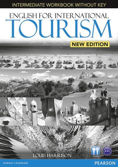 Harrison Louis: English for International Tourism New Edition Intermediate Workbook w/ Audi
