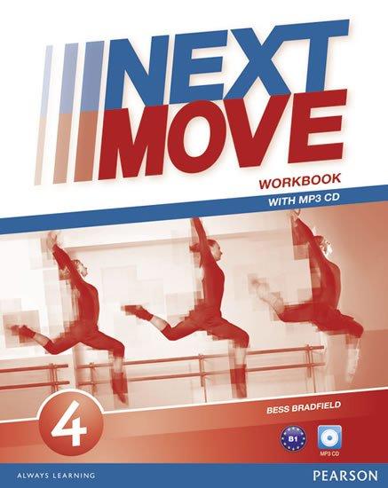 Bradfield Bess: Next Move 4 Workbook w/ MP3 Audio Pack