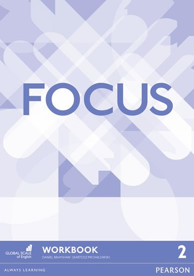 Brayshaw Daniel: Focus 2 Workbook