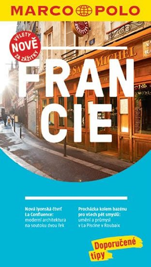 neuveden: Francie / MP průvodce nová edice