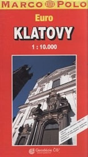 neuveden: Klatovy / plán