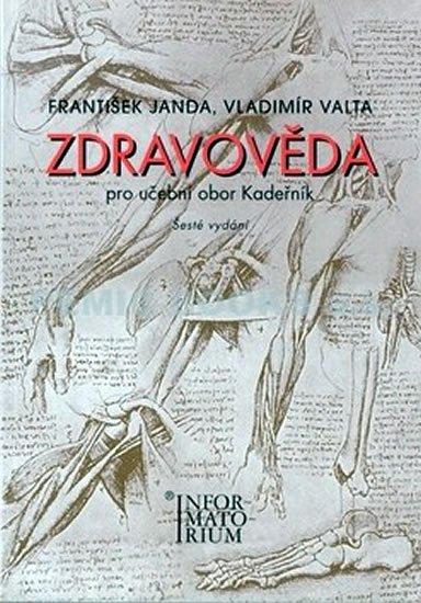 Janda František: Zdravověda pro UO Kadeřník