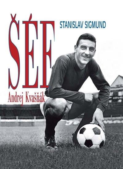 Sigmund Stanislav: Šéf Andrej Kvašňák