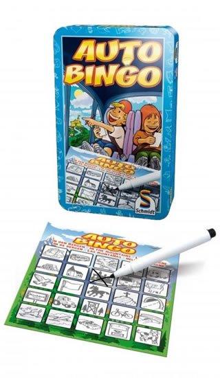 neuveden: Auto Bingo - Společenská hra