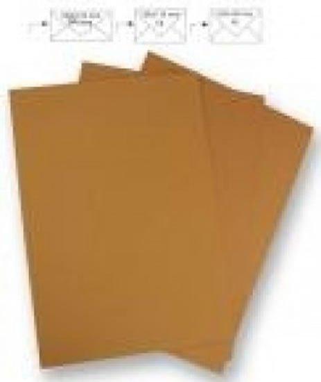 neuveden: Listový papír A4, 210x297 mm, tm.oranžový, uni, 90