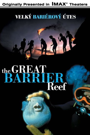 neuveden: Velký bariérový útes - DVD