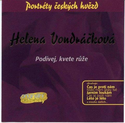 Vondráčková Helena: H. Vondráčková - Portréty českých hvězd - CD