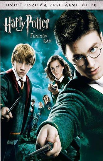 neuveden: Harry Potter Fénixův řád 2DVD