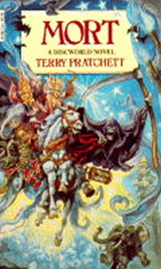 Pratchett Terry: Mort : (Discworld Novel 4)
