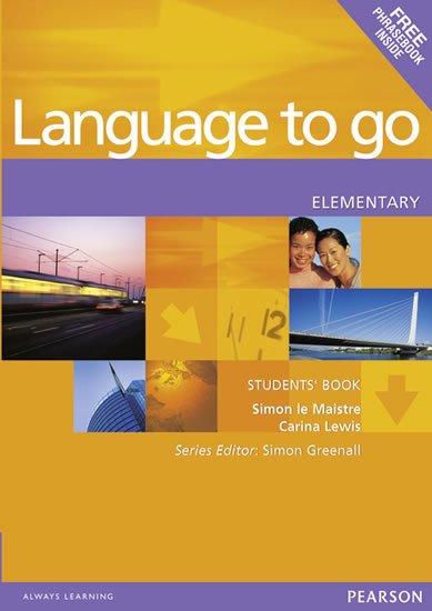 Le Maistre Simon: Language to Go Elementary Students´ Book