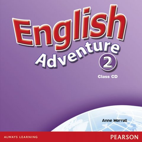 Worrall Anne: English Adventure 2 Class CD