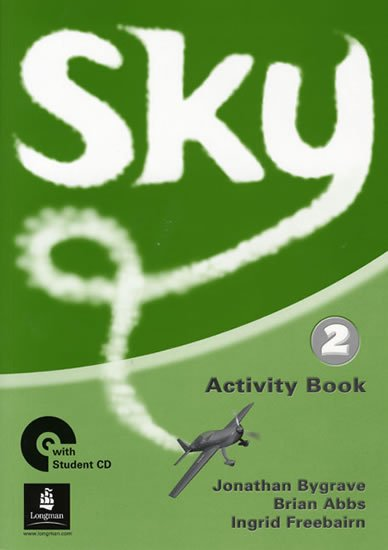 Abbs Brian, Barker Chris: Sky 2 Activity Book w/ CD Pack