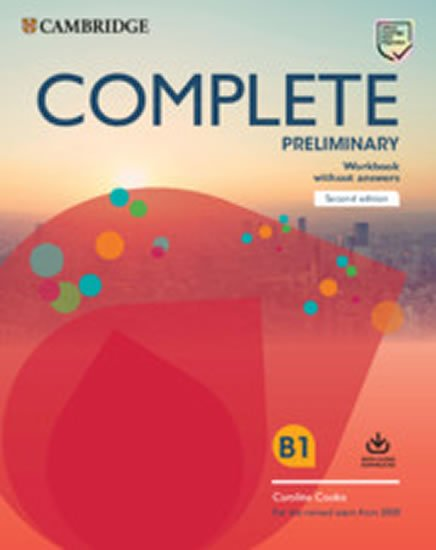 May Peter: Complete Preliminary Workbook without answers with Audio Download, 2nd