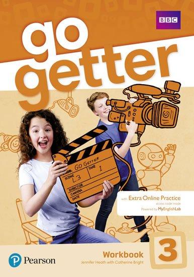 Heath Jennifer: GoGetter 3 Workbook w/ Extra Online Practice