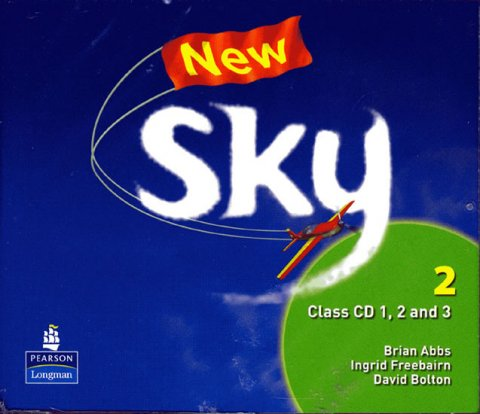 Freebairn Ingrid: New Sky 2 Class CD