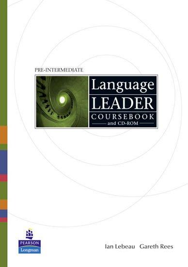 Rees Gareth: Language Leader Pre-intermediate Coursebook w/ CD-ROM/LMS/Access Card Pack
