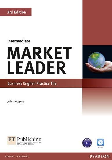 Rogers John: Market Leader 3rd Edition Intermediate Practice File w/ CD Pack