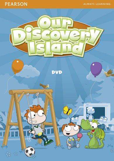 neuveden: Our Discovery Island Starter DVD