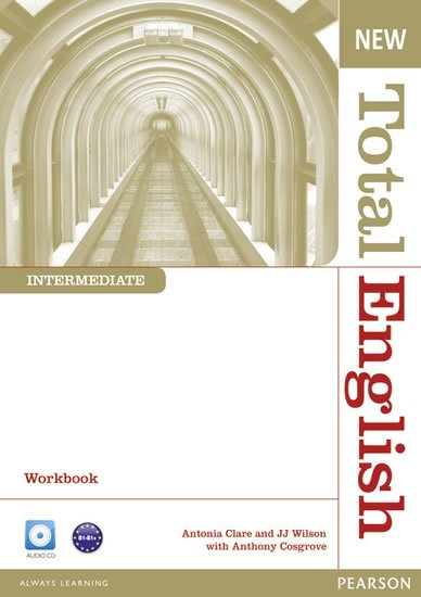 Cosgrove Anthony: New Total English Intermediate Workbook w/ Audio CD Pack (no key)