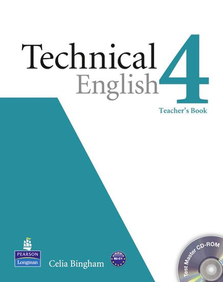 Wright Lizzie: Technical English 4 Teacher´s Book w/ Test Master CD-ROM Pack