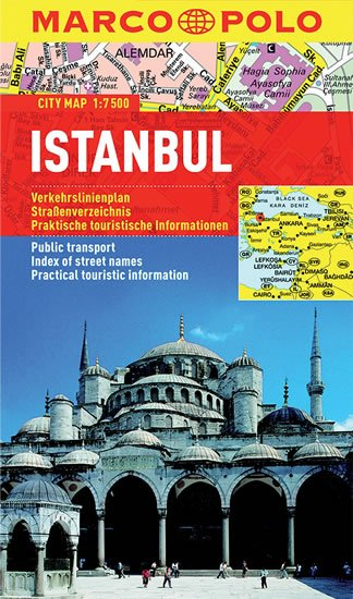 neuveden: Istanbul - lamino MD 1:15t