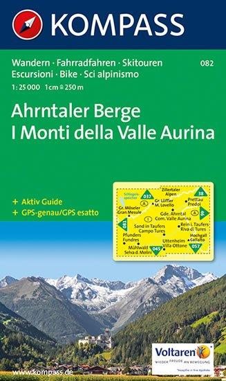 neuveden: Ahrntaler Berge 082 / 1:35T NKOM
