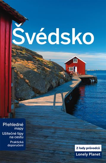 neuveden: Švédsko - Lonely Planet - 2. vydání