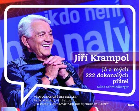 Schmiedberger Miloš: Jiří Krampol - Já a mých 222 dokonalých přátel