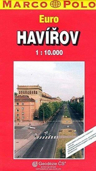 neuveden: Havířov 1:10 000