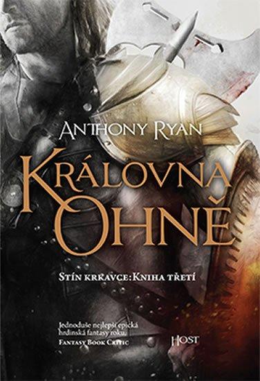 Ryan Anthony: Královna ohně - Stín krkavce 3